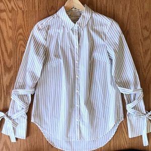 1. State button down shirt